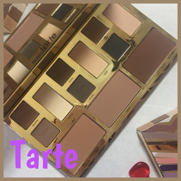 Clay Play Face Shaping Palette - Volume I by Tarte #17